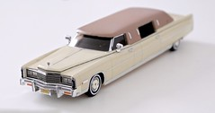 Cadillac 1978-76 Stretch Limousine (Jeffcad) Tags: cadillac eldorado limousine stretch 1976 car 143 scale model mller hensel germany muse museum club sedan deville opera lamp conversion resin limo manufacturer coachbuilder handmade hachenburg professional unique 1978