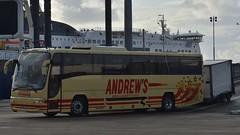 GB - Andrews (BonsaiTruck) Tags: andrews bus omnibus reisebus linienbus busse coach coaches autocar tourisme