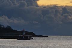 Sunrise on the West Coast (C McCann) Tags: ogden point victoria bc britishcolumbia vancouverisland juandefuca strait breakwater pt