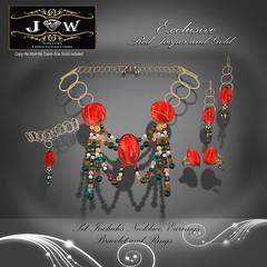J&W-Jewelers-Pamela--collection-red-jasper-ad (Wenadrenia Soderstrom) Tags: g jewelry womensjewelry shoeniquedesigns secondlife diamonds gold silver wenadreniasoderstrom elliemonk exclusivesljewelry