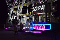 Big Wheel #street #people #lisbon #carnival #t3mujinpack (t3mujin) Tags: fair places lisboa location giantwheel lisbon event night portugal funfair europe people ferriswheel conditions estremadura t3mujinpack carnival girl family