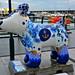 Brighton, Snow Dogs, Bone China By Gemma Compton
