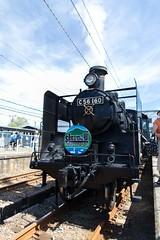 2015_07_26 SL北琵琶湖号-106 (Y.K.swimmer) Tags: japan train sl 琵琶湖 蒸気機関車 滋賀県 c56 sl北琵琶湖号