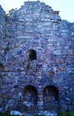 DSC05312 (villeveta) Tags: window stone stair ruin sten canopy fortress valv fnster glugg trappa fstning kunglv bohusfortress bohusfstning velivilppu
