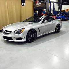 #AMG #SL63 #Mercedes #vordermanmotorwerks #vordermanmw (vordermanmotorwerks) Tags: auto car truck autorepair service van suv fortwayne carrepair vorderman