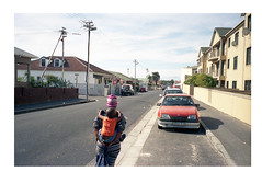 (Christopher_IZ) Tags: africa summer film analog town kid south area cape stylus coloured epic township sissi 2014 2015 wynberg wittebome