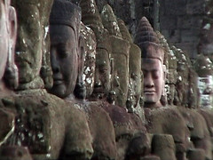 Many Faces of Compassion, Angkor Wat, Cambodia
