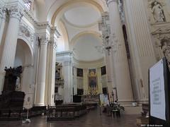 Chiesa del San Salvatore (Paolo Bonassin) Tags: italy churches bologna emiliaromagna chiese santuari bolognaviacesarebattisti chiesadelsansalvatore