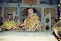 033. Consecration of the Dormition Cathedral. September 8, 2000 / Освящение Успенского собора. 8 сентября 2000 г