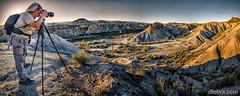 Paraje Natural Desierto de Tabernas (dleiva) Tags: panorama espaa landscape desert paisaje panoramic andalucia desierto andalusia domingo almeria almera leiva tabernas dleiva