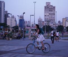 Bicicletando (PortalJornalismoESPM.SP) Tags: bike sp farialima biclicleta largodabatata semanadamobilidade