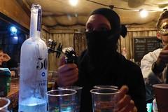Dismaland barkeeper (Brainbitch) Tags: banksy westonsupermare hassi sturmhaube dismaland