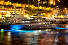 Silver Fast (christo303) Tags: yacht superyacht monacoyachtshow2015