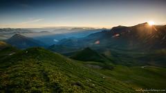 DSC_7395 (www.figedansletemps.com) Tags: france alps montagne alpes sunrise de soleil grandes savoie gros lever oisans arves crey rousses albiezmontrond