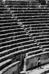 (GaRiTsanG) Tags: street bw stairs canon blackwhite amman jordan minimalism 40d