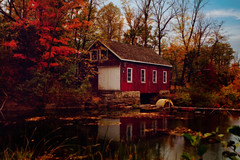 Morning star mill (Touch Of Mommy Photography) Tags: autumn ontario canada fallcolors stcatharines decewfalls thorld moringstarmill