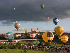 Lithuania - 13th European Hot Air Balloon Championship © Birute Vijeikiene / Dreamstime