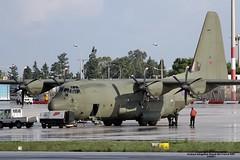 ZH881 LMML 02-11-2015 (Burmarrad) Tags: cn force aircraft air united royal kingdom airline lockheed hercules registration raf c5 lmml zh881 02112015 3825479
