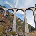 2015.10.25 ¦ 14.48.47 ¦ Landwasserviadukt - Schmitten GR - Panorama thumbnail