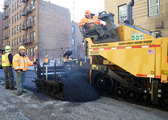 Selwyn Avenue Resurfacing Press Event 11-13-15 (NYCDOT) Tags: nyc bronx paving asphalt milling resurfacing nycdot selwynave newyorkcitydepartmentoftransportation millandpave