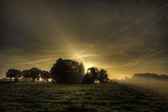 Sunrise Morning (Klaus Ficker) Tags: morning sunrise canon germany morninglight photographers rays sunriseinthefall huenxe eos5dmarkii kentuckyphotography klausficker