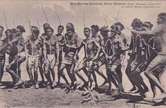 Benedictine Drysdale River Mission (Aussie~mobs) Tags: westernaustralia aborigine native indigenous drysdalerivermission benedictine vintage corroboree aussiemobs