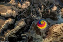 Multicolore (josboyer) Tags: turkey balloons ballon turquie cappadoce kapadokya montgolfière