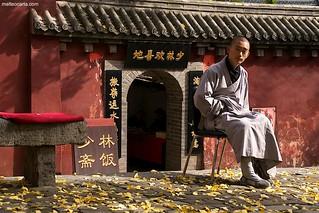 The Shaolin Monk