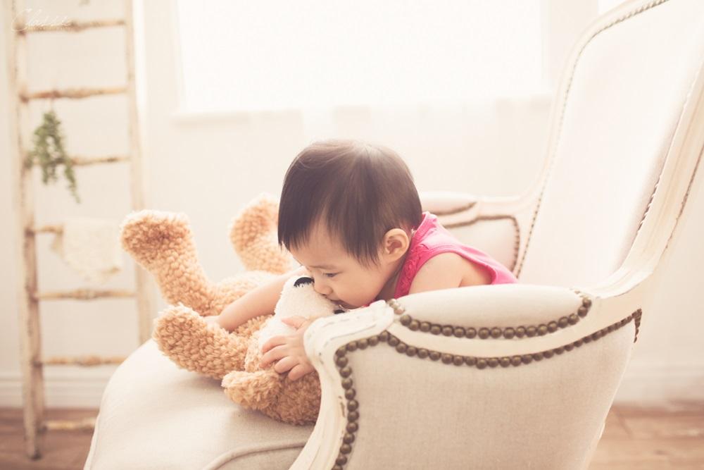 寶寶生日寫真親子攝影兒童寫真
