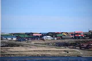 Falkland Islands. Stanley.