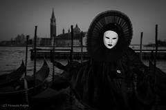 Bad dreams in Venice (Thomas Frejek) Tags: italien venice 2008 venezia venedig karneval carnivaledivenezia arnaldofebbrini