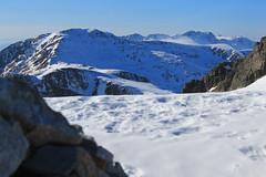 Distant views (Doni Filipov) Tags: park travel winter light sun snow mountains ice nature canon lens landscape photography hiking exploring climbing rila national mountaineering