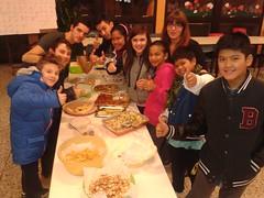 """15.12.18 Grazie ai genitori PreAdo e Ado che hanno preparato la cena per ultimo incontro catechismo prima di Natale • <a style=""""font-size:0.8em;"""" href=""""http://www.flickr.com/photos/82334474@N06/23963679536/"""" target=""""_blank"""">View on Flickr</a>"""
