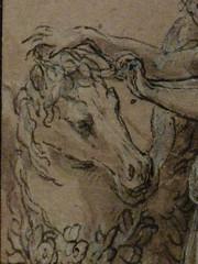 PARMIGIANINO,1533-35 - Philyra et Saturne sous la forme d'un Cheval, Etude (Louvre INV6408) - Detail -c- (L'art au prsent) Tags: drawing dessin disegno personnage figure figures people personnes art painter peintre details dtail dtails detalles 16th 16e dessins16e 16thcenturydrawings 16thcentury detailsofdrawing detailsofdrawings croquis tude study sketch sketches painting paintings wash lavis louvre france italy parmiggianino parme parma philyraetsaturnesouslaformeduncheval philyra saturne myth mythe mythologie mythology femme woman beauty beaut homme man lgant elegant elegantwoman robe dress animal animals animaux horse horses cheval chevaux francescomazzola francesco mazzola leparmesan parmesan