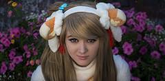 Kotori-20 (YGKphoto) Tags: anime convention cosplay costume kotori lovelive metacon minneapolis minnesota downtown sheep videogames