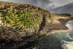 Staffa, Scotland. (Ian Emerson) Tags: staffa scotland island prehistoric ice atlantic heritage landscape ocean sea rock formation volcanic basalt natural outdoor cave baron uninhabited