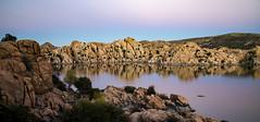 Watson Lake (_B_G_D_) Tags: nature travel beautiful outdoors sunset reflection sea mountain scenic amazing newyorker lake sunshine photography arizona phoenix watson