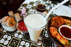 Soursop juice (A. Wee) Tags: cafebatavia cafe jakarta  indonesia  kotatua soursop juice sirsak