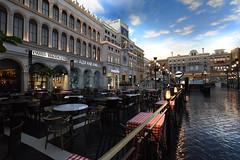 Empty Cafes (rq uk) Tags: rquk nikon d750 lasvegas afsnikkor1835mmf3545ged clouds blue sky cafe indoors venetian nikond750