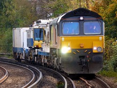 66848 Hoo Junction Up Yard to Whitemoor 6L37 (train_photos) Tags: 66848 hoojunctionupyard whitemoor 6l37 kirow