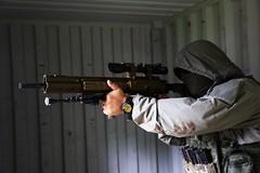 elite force g28 dmr limited edition (TheSwampSniper) Tags: airsoft sniper swamp bolt action ballahack marksman replica intervention elite force g28 novritsch owner field ghillie suit hood best dmr high powered spring aeg