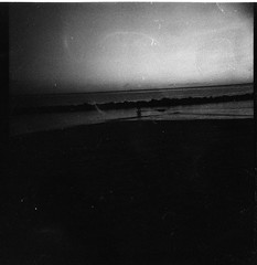 img009 (Daniel's Photos and Etc.) Tags: summer virginia beach morning 6 am in the diana f 120 film early long exposures 2016 august