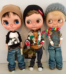 "Started a new dolly group over on FB!  Please join.  It is called ""Boys Only!  Girls Keep Out!""  It is for Boy Dolls of all types!!"