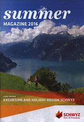 summer magazine 2016, Excursion and Holiday Region Schwyz; Switzerland (World Travel Library) Tags: summer magazine 2016 excursion holiday region schwyz colorful lake nature clouds blue switzerland schweiz suisse svizzera world travel library center worldtravellib helvetia eidgenossenschaft confdration europa europe papers prospekt catalogue katalog photos photo photograph picture image collectible collectors ads holidays tourism touristik touristische trip vacation photography collection sammlung recueil collezione assortimento coleccin gallery galeria broschyr esite catlogo folheto folleto  bror documents dokument