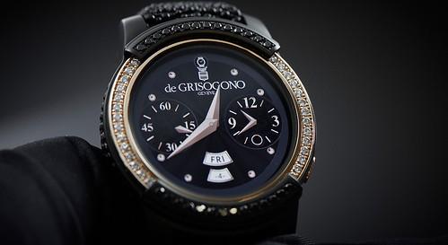 De Grisogono Samsung Gear S2