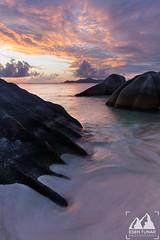 Amongst the Giants (etunar) Tags: seychelles tropicalisland tropical sunset ladigue dusk twilight landscape nature travel whitesand ansesourcedargent sourcedargent granite graniteboulder lagoon esentunar landscapephotography beach indianocean sand