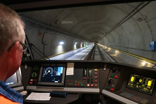 SBB - Gotthard Base Tunnel