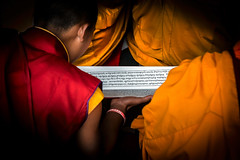 Mantra - Namobuddha, Nepal (Roberto Farina Travel Photography) Tags: nepal mantra prayer people buddhism namobuddha asia travel journalism tibetan monastery atmosphere religion culture india stupa