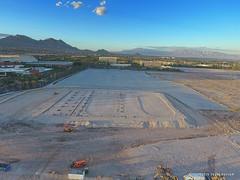NHL Vegas - Construction Progress NHL Facility (vegas.helicam) Tags: 2016 aerialphotography constructionprogress nhl nationalhockeyleague practicefacility dirt summerlin lasvegas nv unitedstatesofamerica usa