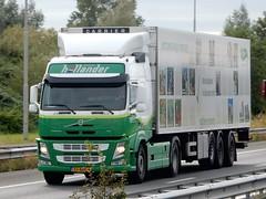Volv FM from Hollander Holland (capelleaandenijssel) Tags: 55 bdk 4 barendrecht thegreenery netherlands truck trailer lorry camion lkw